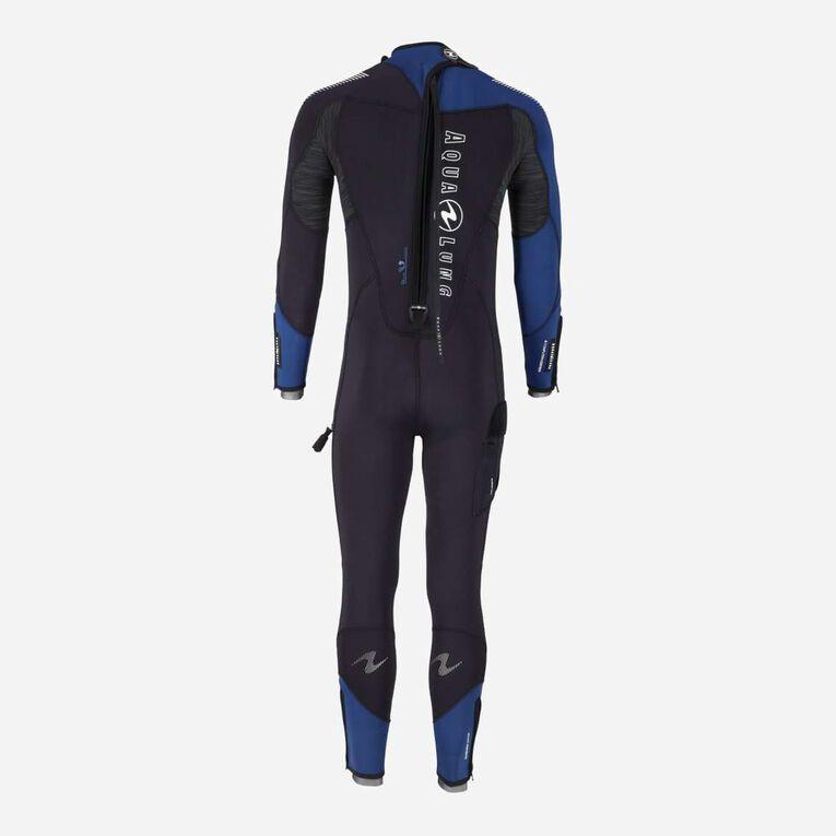 DynaFlex 7mm Wetsuit Men, Black/Navy blue, hi-res image number 3