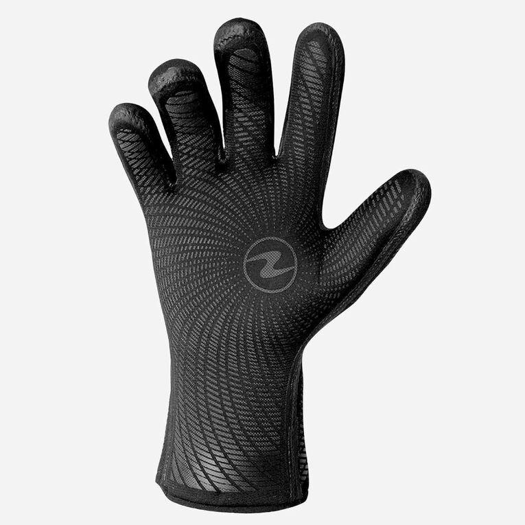 3mm Liquid Grip Gloves, Black/Blue, hi-res image number 2