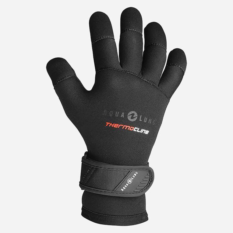 5mm Thermocline Gloves, Black, hi-res image number 1
