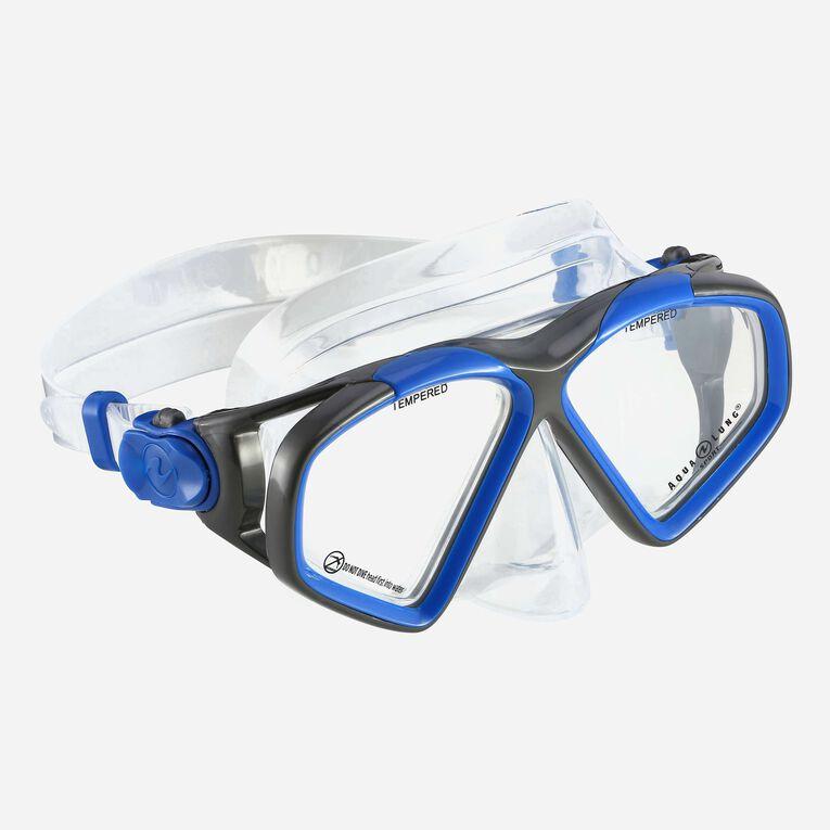 Trooper Travel Snorkeling Set, Blue/Black, hi-res image number 1