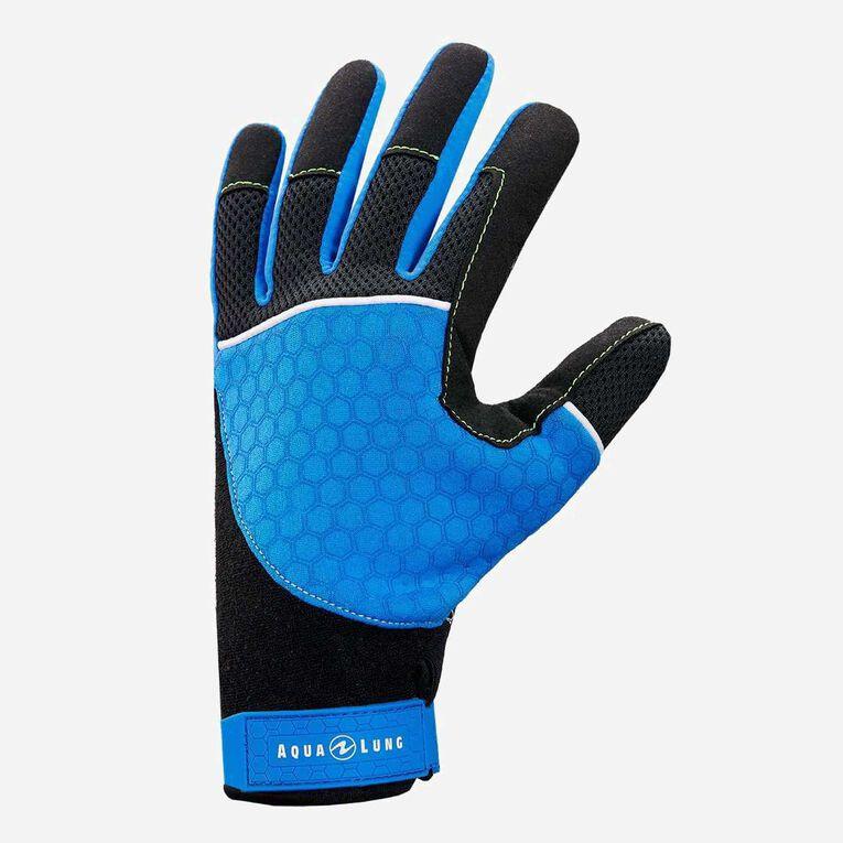 Velocity Gloves, Blue/Black, hi-res image number 1