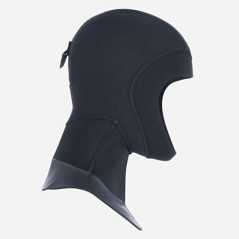 Hood Comfort 6mm - unisex, Black, hi-res image number 1