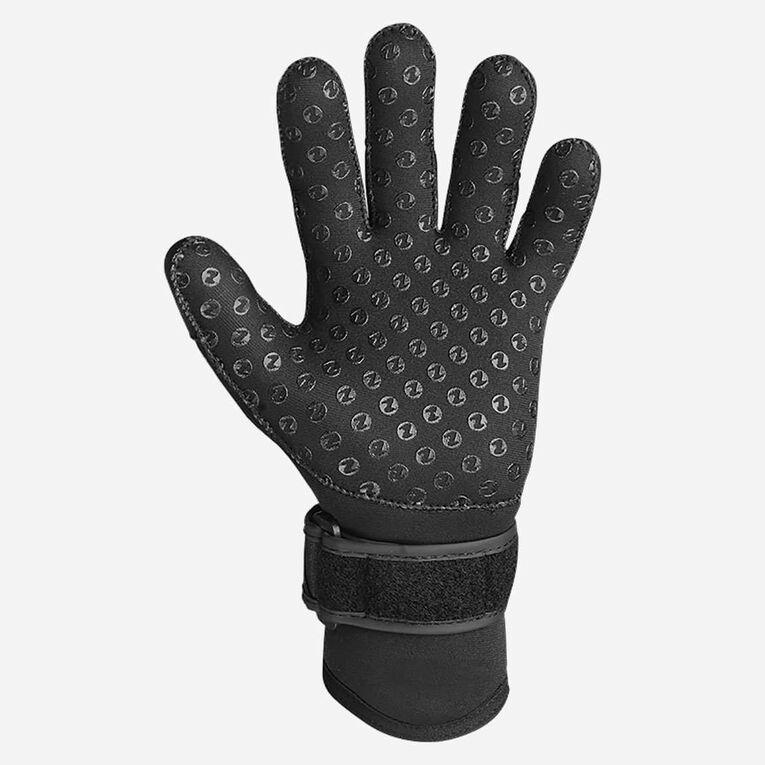 5mm Thermocline Gloves, Black, hi-res image number 2