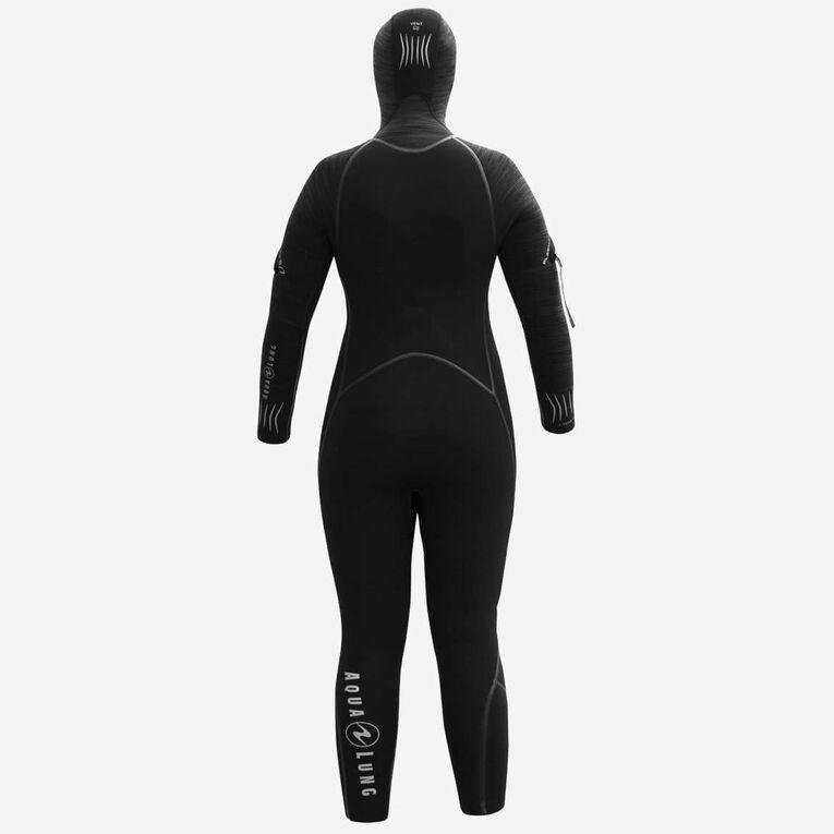 SolAfx 8/7mm Wetsuit Women, Black, hi-res image number 4