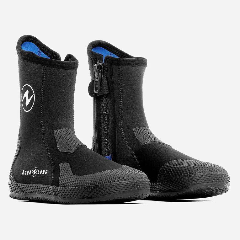 3mm Superzip Boots, Black/Blue, hi-res image number 0